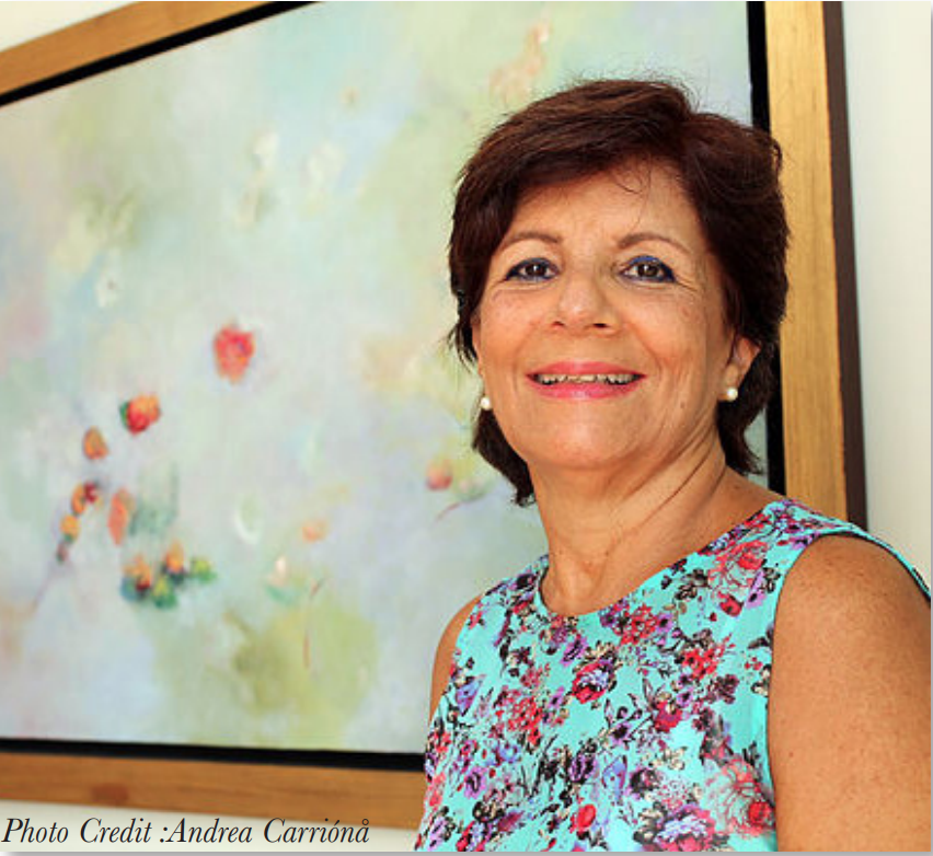 Cecilia Arrospide – The Art of Painting for Pleasure