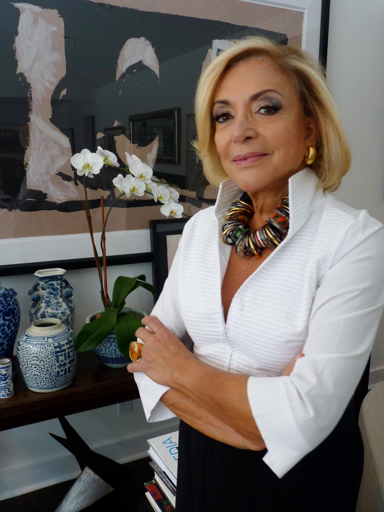 Isabella Garrucho: President and Founder of Isabella Garrucho Fine Art