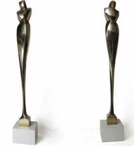Lady in Bronze #4 in Edition of 8
