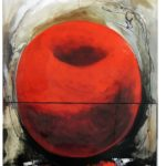 Red Apple, Diptych