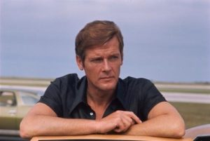 Roger Moore ('The Man with the Golden Gun')