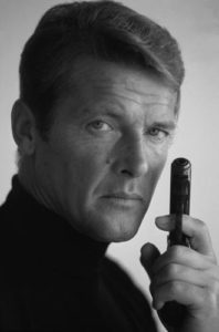 Roger Moore ('Live and Let Die')