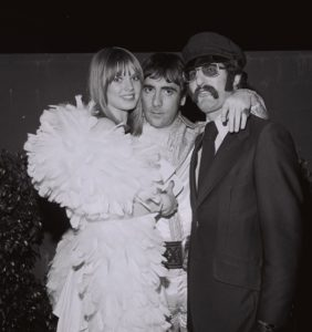 Keith Moon, His Wife & Limo Driver