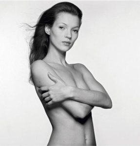 Kate Moss, March 1993.