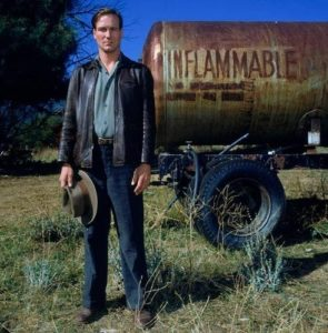 William Hurt 'inflammable'