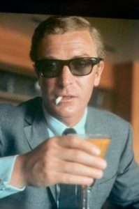 Michael Caine Cigarette And Shades 2