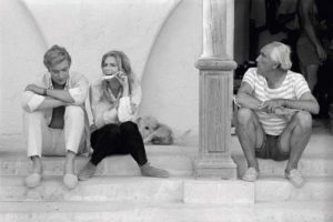Michael Caine And Candice Bergen
