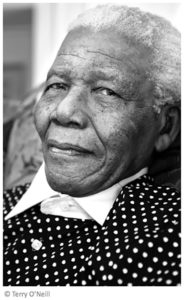 Nelson Mandela Turns 90 II