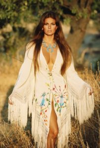 Raquel Welch in Fringe Dress