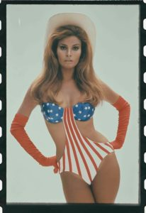 Raquel Welch Stars and Stripes 7