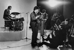 The Beatles (In Front Of The Cameras)