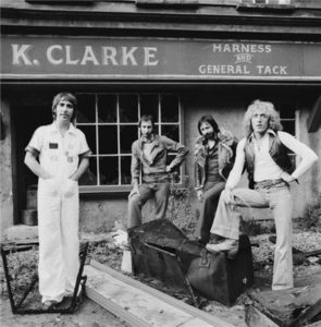 The Who K. Clarke 2