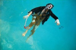 Anthony Newley Clown In the Water