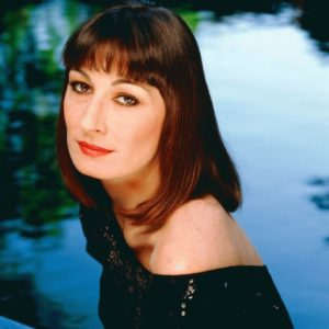 Anjelica Huston Glassy Water