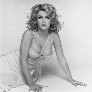 Ann Margret Olsson White Dress