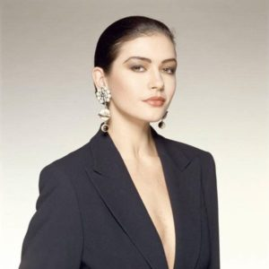 Catherine Zeta Jones Gray On Gray