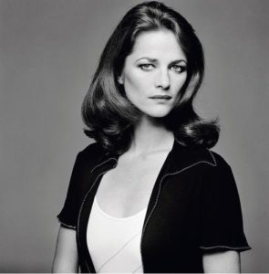 Charlotte Rampling Black And White