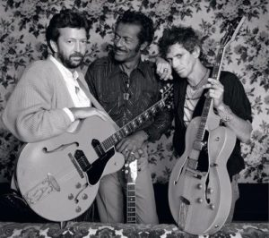 Guitar Legends: Berry, Clapton and Richards 2