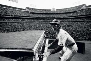 Elton John at Dodger Stadium 7