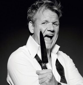 Gordon Ramsay Kitchen Knife