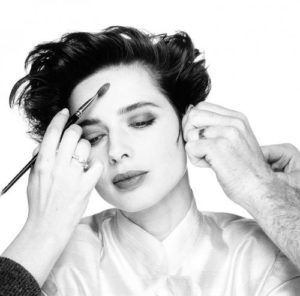 Isabella Rossellini Touch Up