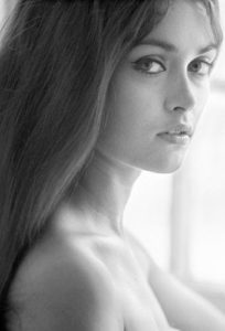 Alexandra Bastedo Soft White Light