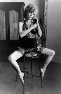 Jill St John Legs And Chair