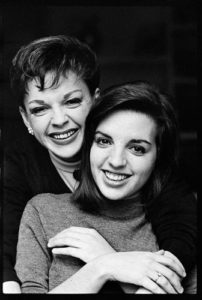Judy Garland And Liza Minnelli