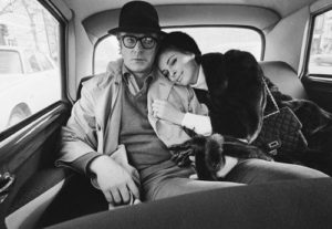 Anjanette Comer And Michael Caine