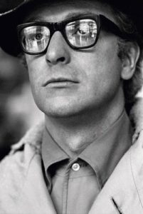 Michael Caine Reflecting Glasses