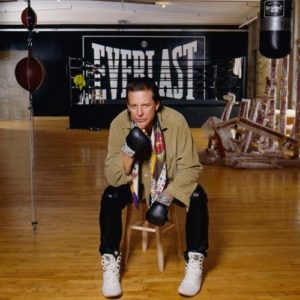 Mickey Rourke Boxing Gloves