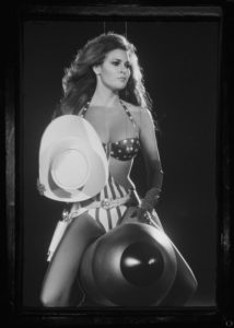 Raquel Welch on a Rocket 3