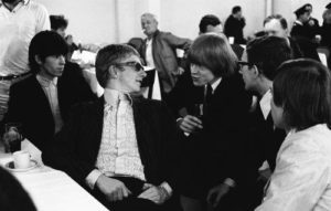 The Rolling Stones Canteen Convo