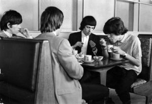 The Rolling Stones Diner Booth