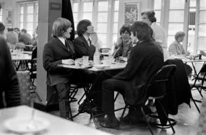 The Rolling Stones Canteen Shot
