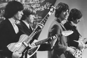 The Rolling Stones Thank You Lucky Stars