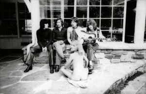 The Rolling Stones With A Nude Friend