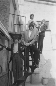 The Rolling Stones Spiral Stair