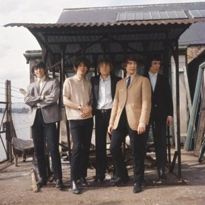 The Rolling Stones Trailer Shot