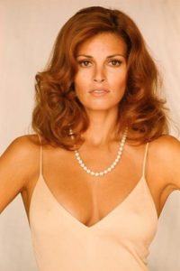 Raquel Welch Beige On Beige