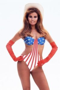 Raquel Welch Stars and Stripes 6