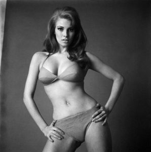 Raquel  Welch Poses in Her Underwear 2