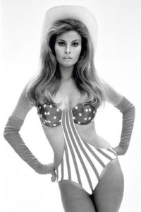 Raquel Welch Stars and Stripes 8