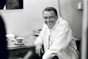 Frank Sinatra Table And Coffee