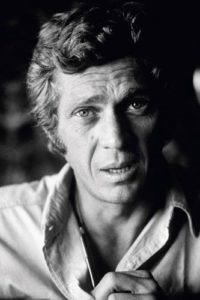 Steve McQueen Close Up