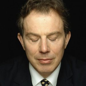 Tony Blair Dark Portrait 2