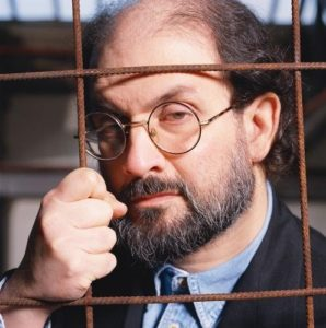 Salman Rushdie Wire Cage 3