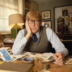 Alan Bennett Office Time