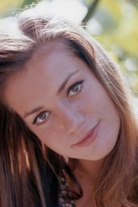 Catherine Spaak Bright Close Up