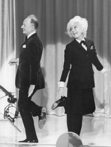 Gielgud and Channing Dance 2